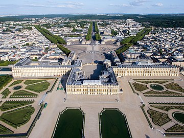 Voyage au Château de Versailles (complet)