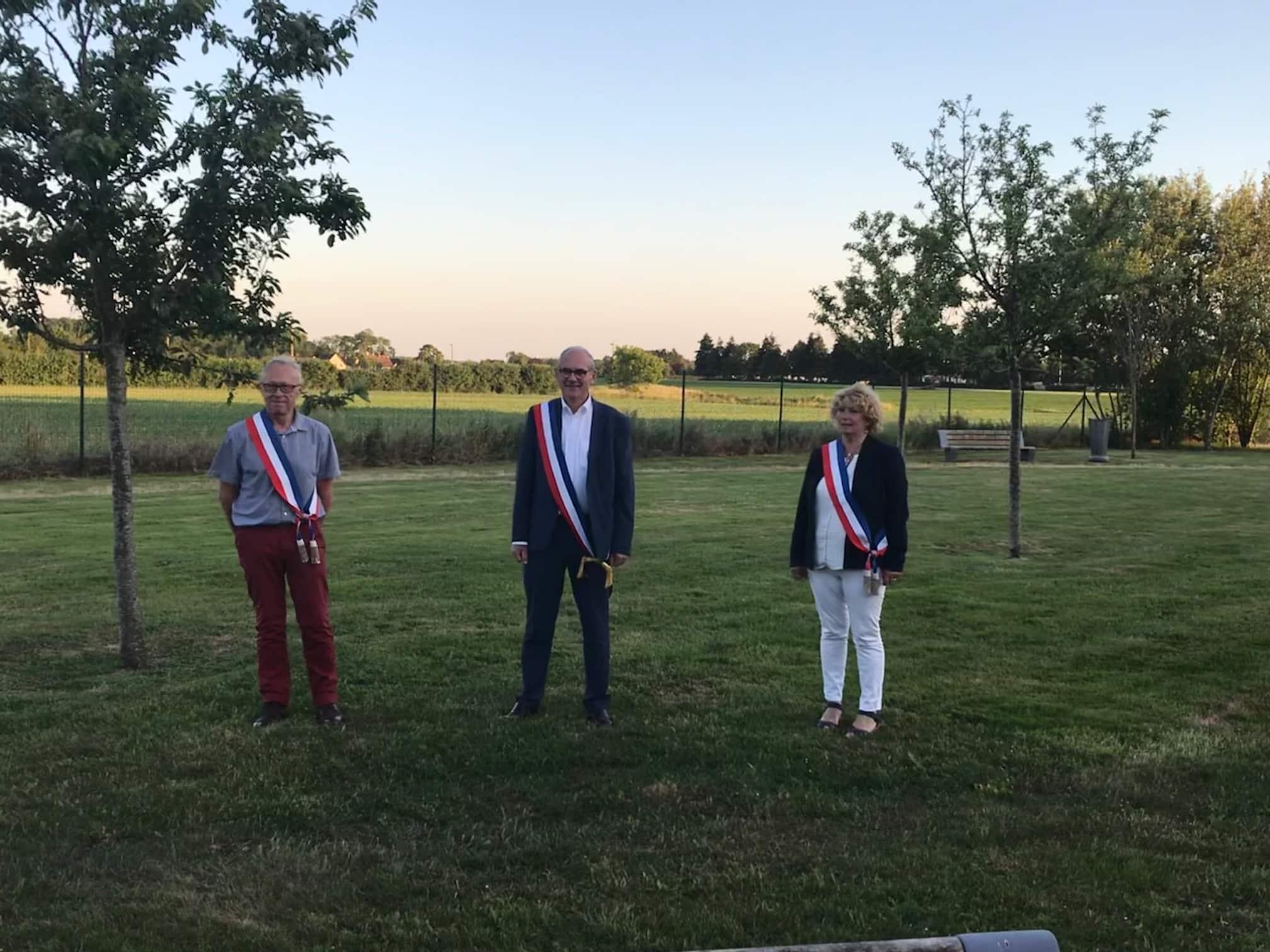 Election du Maire et des adjoints 2020