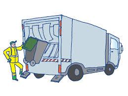 Calendrier de collecte de déchets 2021
