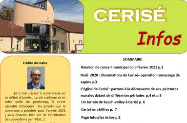 Bulletin municipal n°330 mars 2021